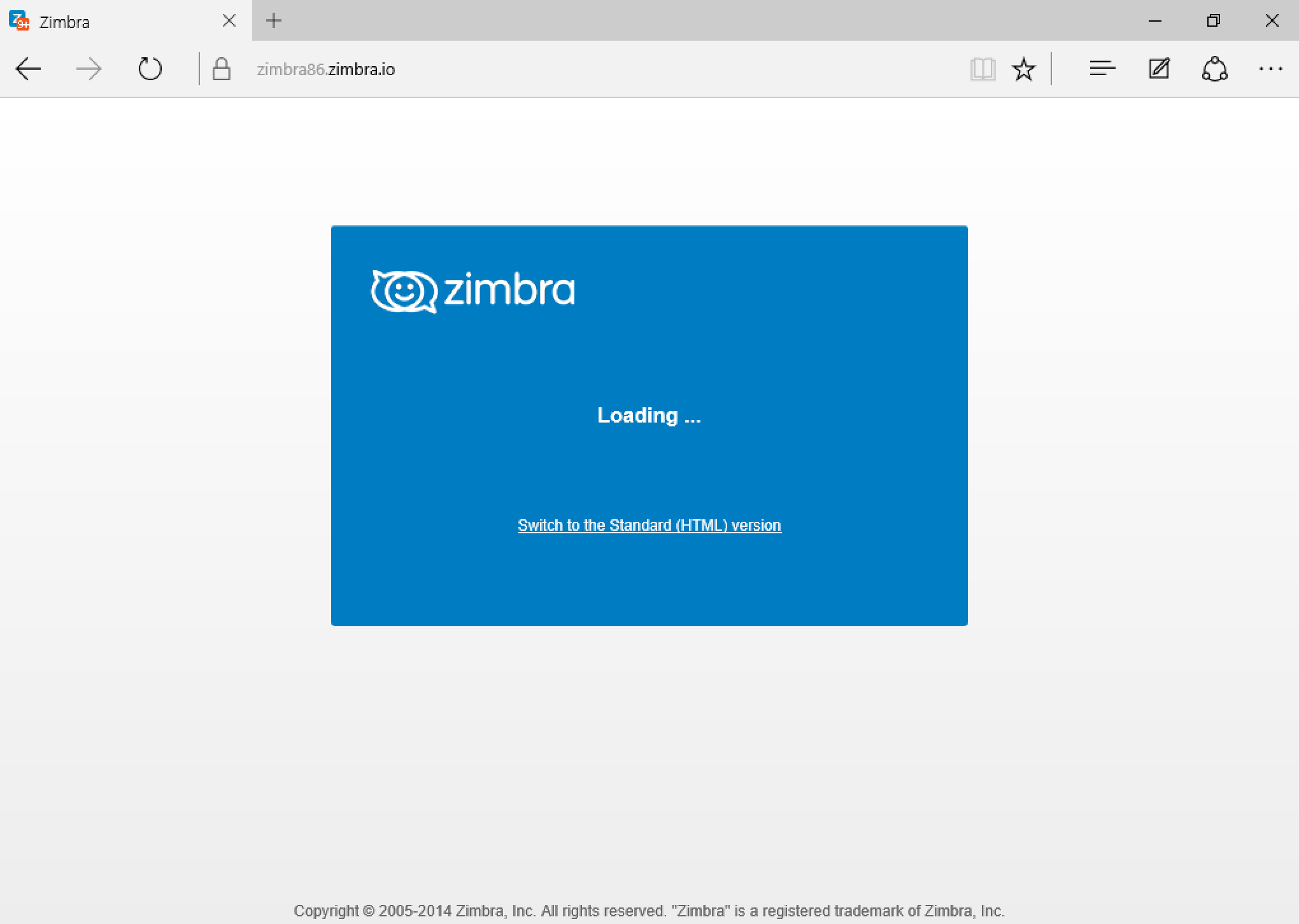 Zimbra webclient windows10 8 6 002 png