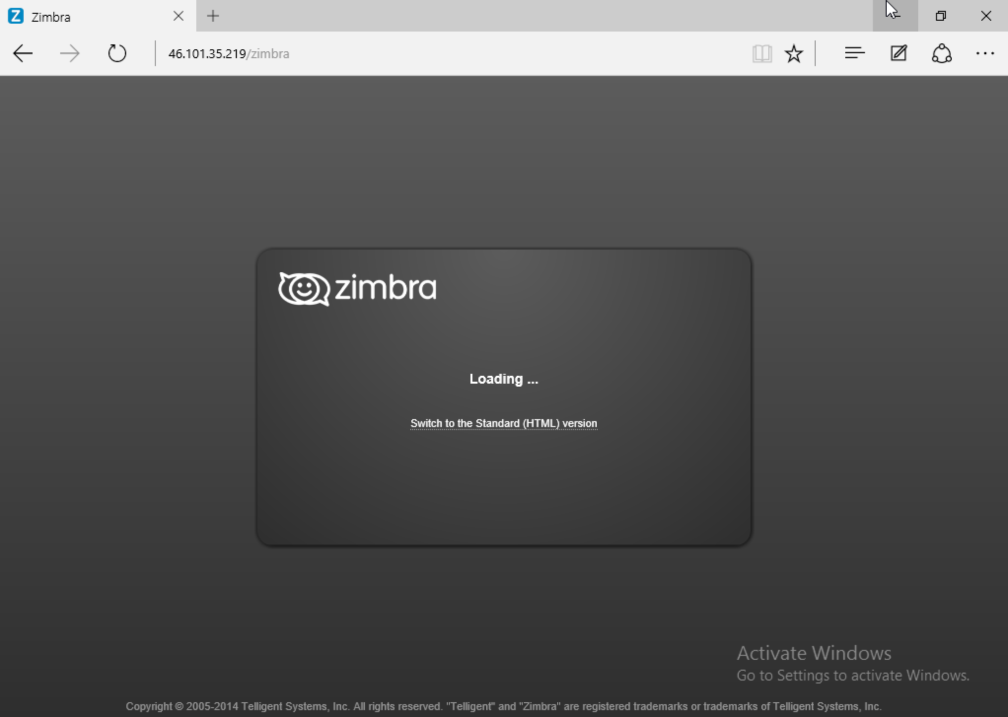 Zimbra webclient windows10 7 2 7 002 png