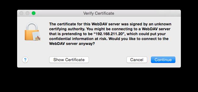 WebDAV - Zimbra :: Tech Center