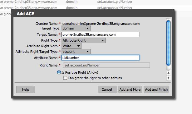 UNIX and Windows Accounts in Zimbra LDAP and Zimbra Admin UI