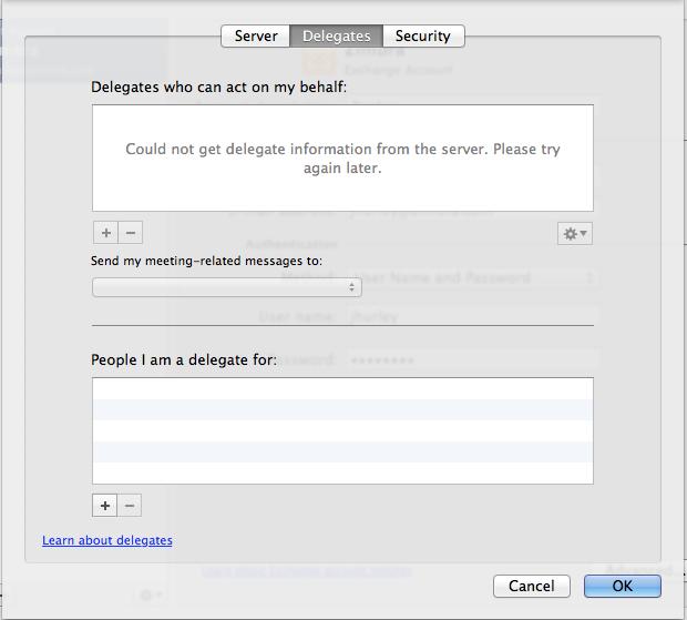 Outlook 2011 For Mac And EWS Setup - Zimbra :: Tech Center