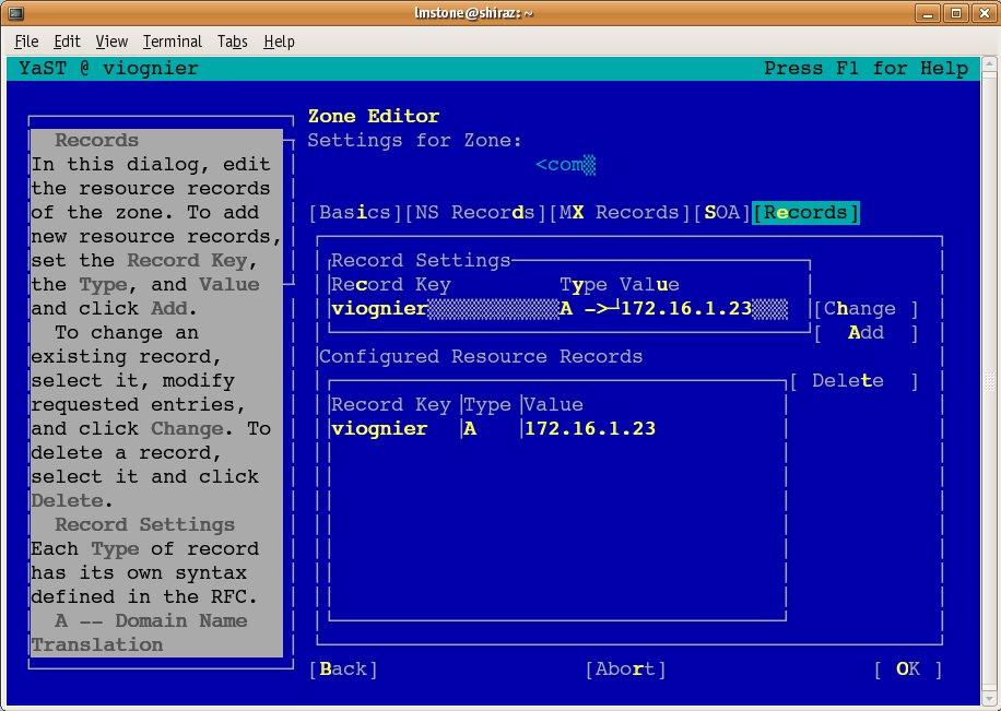SUSE Linux Enterpise Server 9 NAT HOWTO - Zimbra :: Tech Center