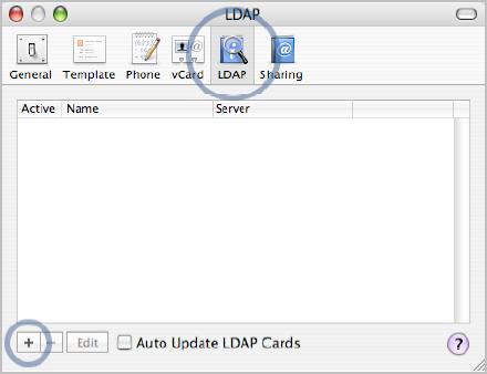Mail Client LDAP Configuration - Zimbra :: Tech Center