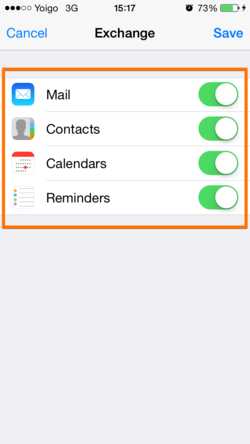 Zimbra Mobile Installation and Setup for iPhone - Zimbra