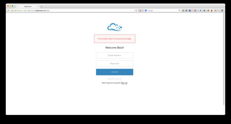 Install Zimbra in Cloud-DigitalOcean - Zimbra :: Tech Center