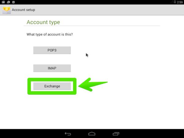 Zimbra Android 005